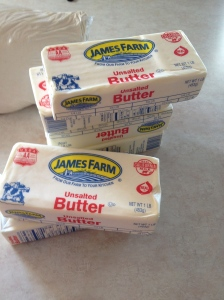 James Farm Butter