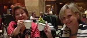 tea at Brown Palace