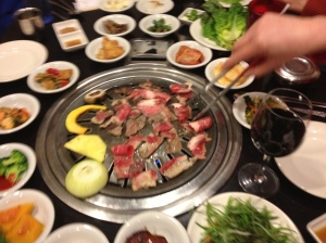Seoul Barbeque