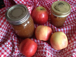 Julie's Apple Butter