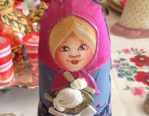 Babuska doll