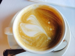 Australian coffee and teachronicles