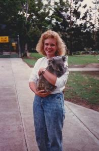 Patty & koala