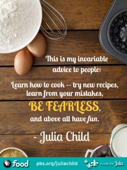 Happy Birthday Julia!