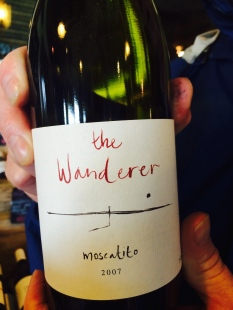 the wanderer wine