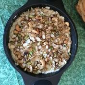 The baking pan